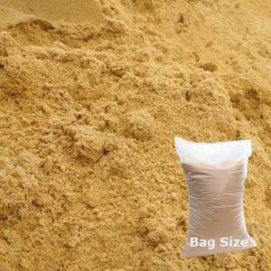 25kg Building Sand Handy Bag