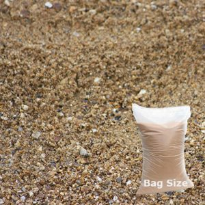 25kg sharp / grit sand handy bag