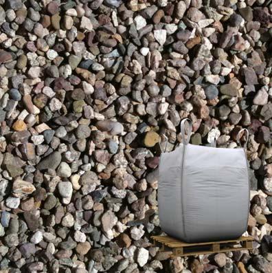 Bulk Bag 10mm Gravel