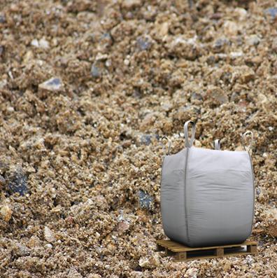 Bulk Bag Concrete Ballast