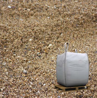 Bulk Bag Sharp / Grit Sand