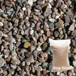 25kg 20mm Gravel / Shingle Handy Bag
