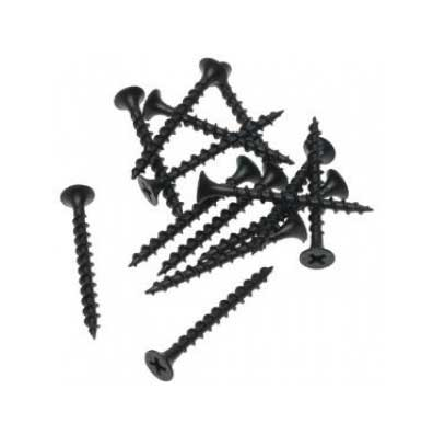 Drywall Screws 32mm Black (Box/500)