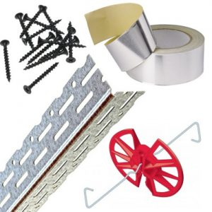Plaster & Insulation Accessories