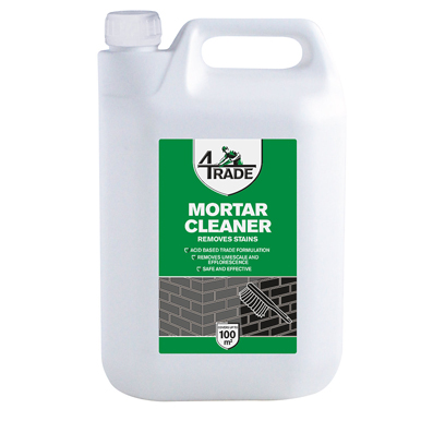 Mortar and brick cleaner 5 litre