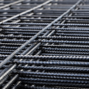 Reinforcing mesh for concrete