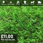grassland artificial grass 30mm pile height