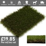 lifestyle artificial grass 35mm pile height
